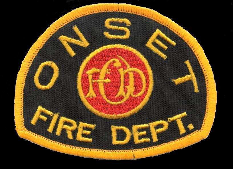 Onset Fire Department Patch
